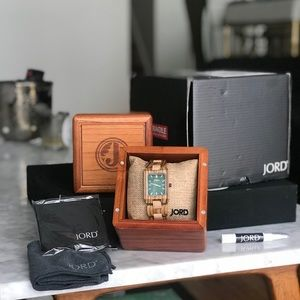 Jord Wooden Reece Watch